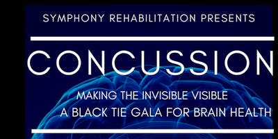 CONCUSSION: Making the Invisible Visible, A Black Tie Gala for Brain Health
