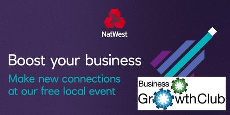 Business Owners Get Together with BGC & #NatWestBoost tickets