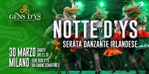 Milano - Notte d'Ys