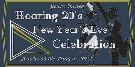 New Years Eve Roaring Twenties Celebration tickets