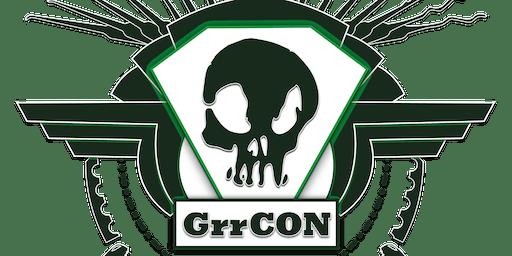 GrrCON  '19
