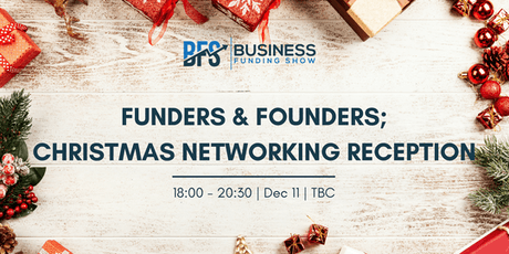 Funders & Founders; Christmas Networking Reception tickets