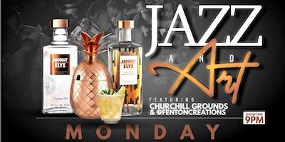 Absolut ELYX  presents Jazz & Art Mondays