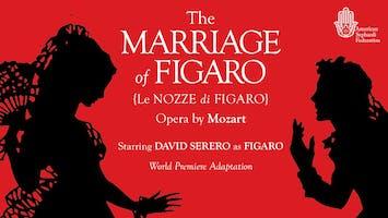 """Nozze Di Figaro (Marriage of Figaro)"" Opera by Mozart"