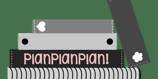 PlanPlanPlan! - Stall Holders