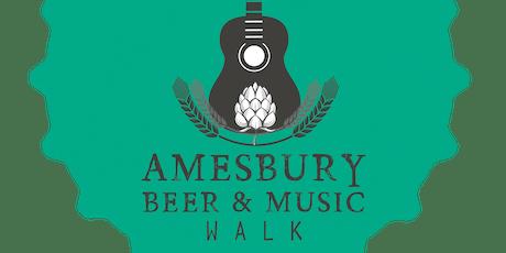 Amesbury Beer and Music Walk tickets