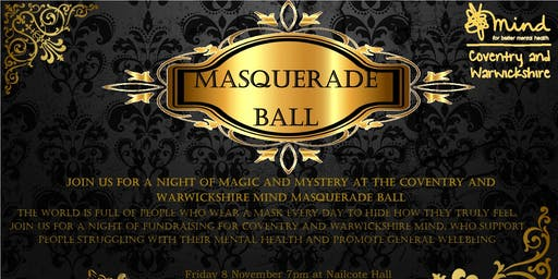 CW Mind Masquerade Ball