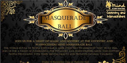 CW Mind Masquerade Ball