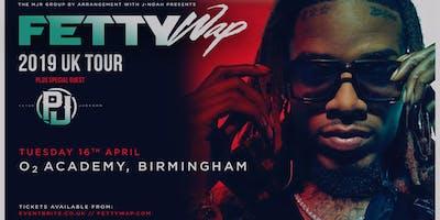 Fetty Wap (O2 Academy, Birmingham)