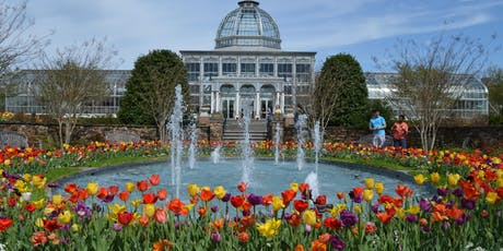 Lewis Ginter Botanical Garden Admission  tickets