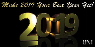 Calgary - Make 2019 Your Best Year in Business Yet!