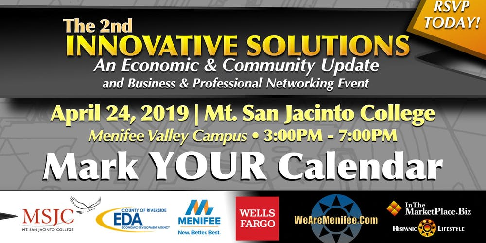 The 2nd Innovative Solutions Summit Tickets Wed Apr 24 2019 At 3