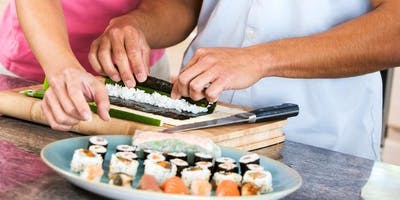 Sushi 101 Hands-On Cooking Class