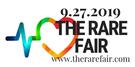 The 2nd Annual Rare Fair 2019 - Powered by My City Med tickets