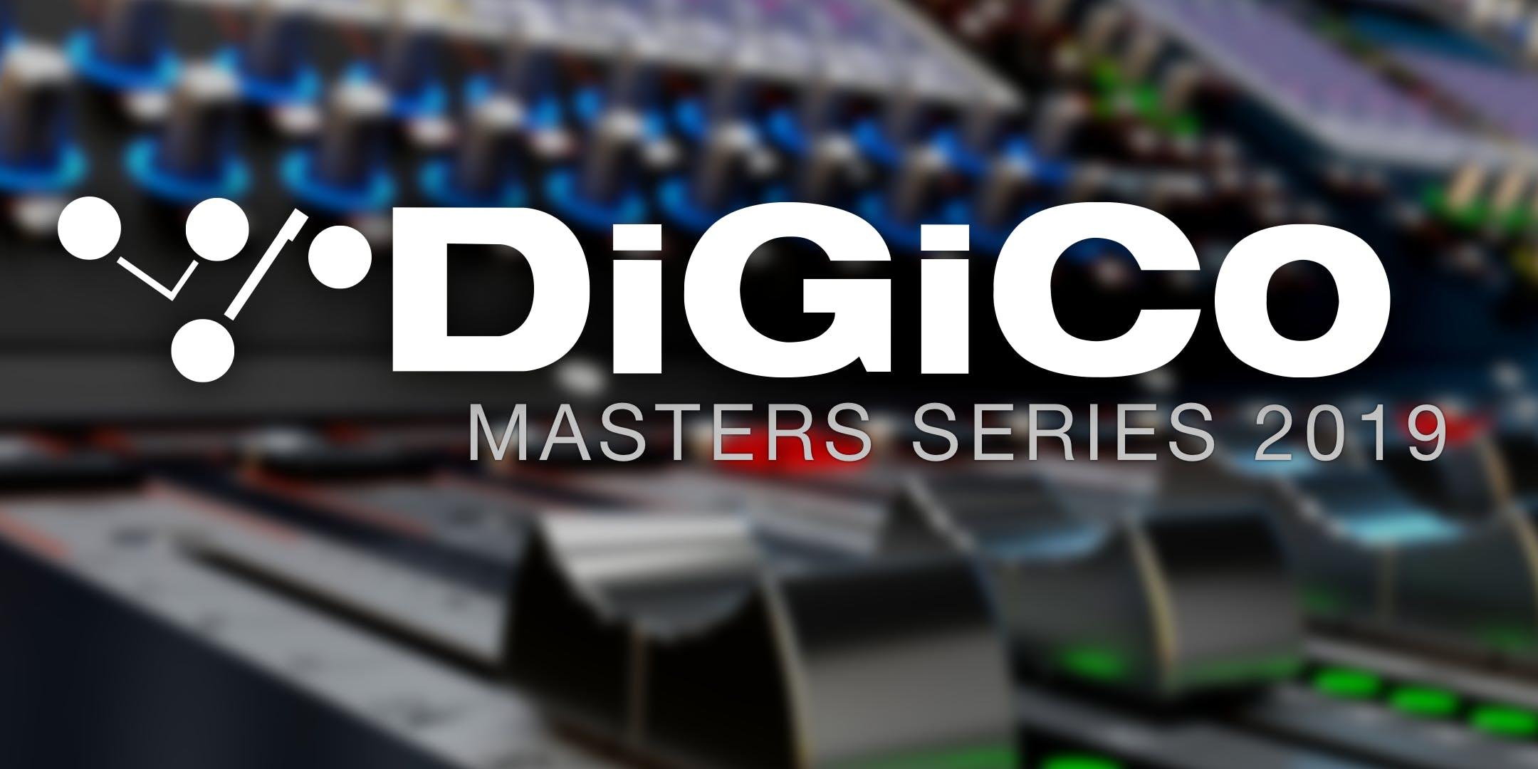 DiGiCo Masters Series Phoenix Arizona