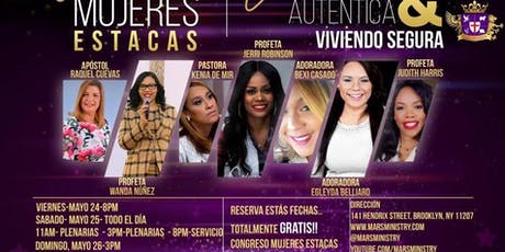 Congreso Mujeres Estacas Women Of Pegs Marsministry In Brooklyn NY Tickets