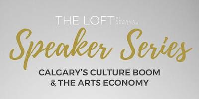 The Loft Speaker Series: Calgary\