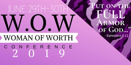 OH W.O.W Women's Conference tickets