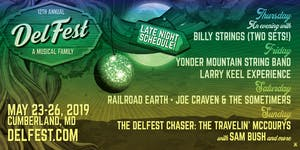 DelFest 2019 Late Nights