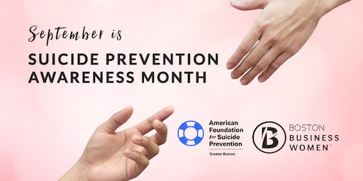The American Foundation for Suicide Prevention's 'TALK SAVES LIVES' Presentation