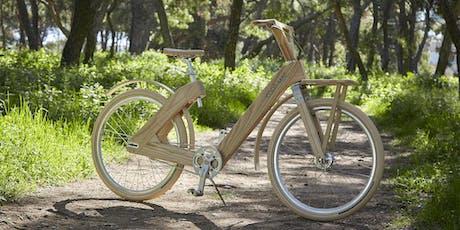Wooden Bike Tour tickets