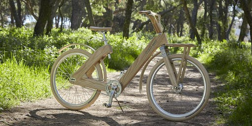 Wooden Bike Tour
