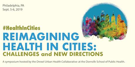 Urban Health Symposium 2019 tickets