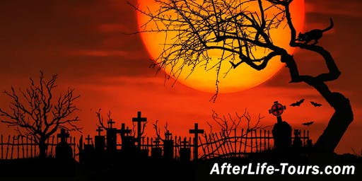 Spring Lake Cemetery Experience After Hours