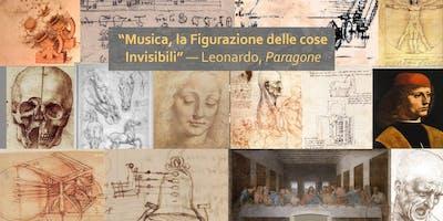 Leonardo da Vinci, the Musician & Scientist