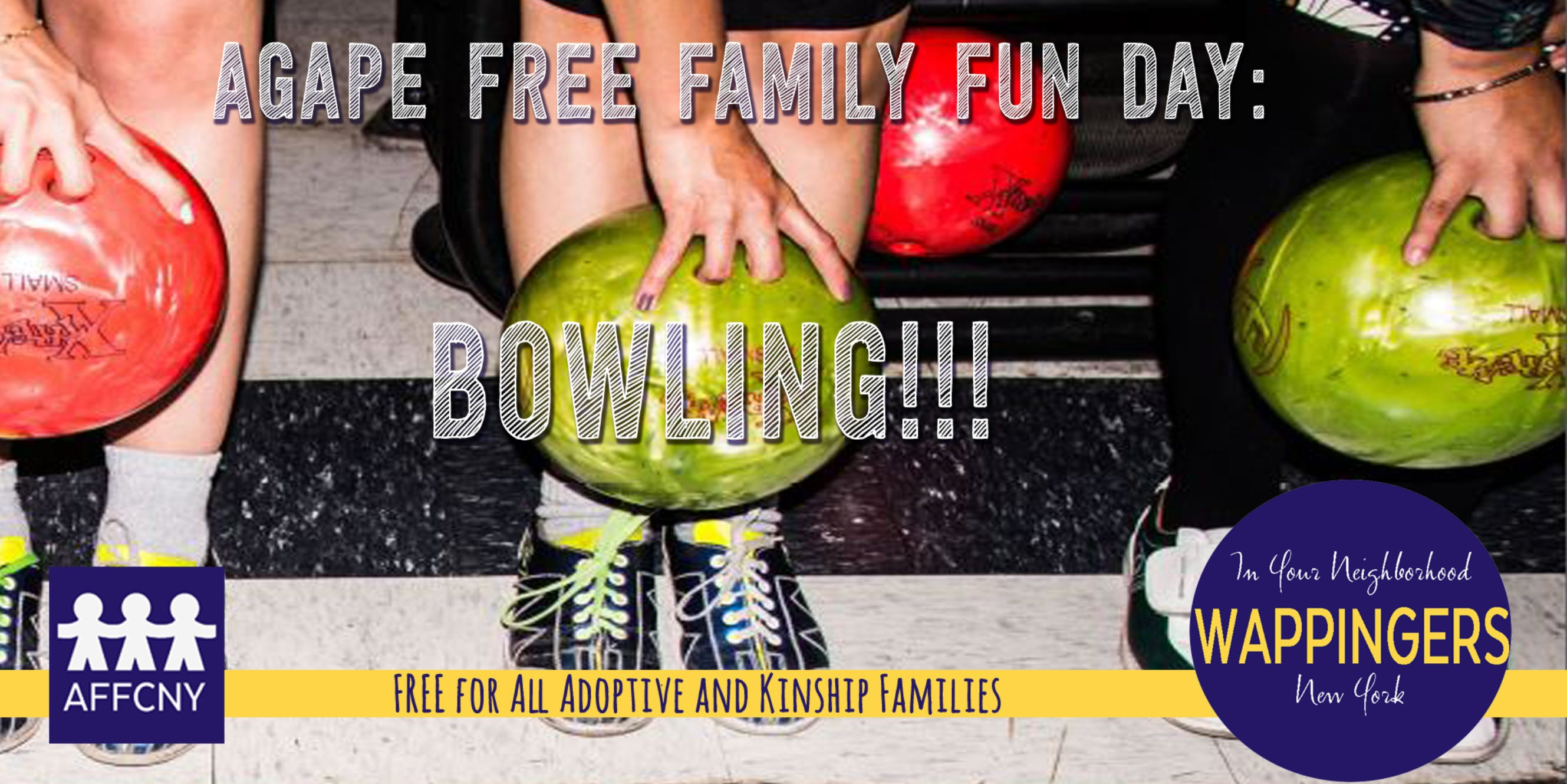 Free Family Fun Day: Hudson Valley Bowling