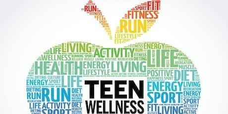 2019 Teen Wellness Retreat tickets
