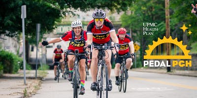 Registration: UPMC Health Plan PedalPGH 2019