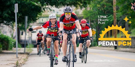 Registration: UPMC Health Plan PedalPGH 2019 tickets