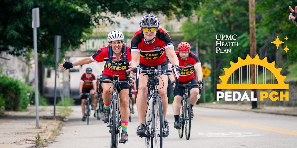 Registration: UPMC Health Plan PedalPGH 2019 Tickets, Sun, Aug 25