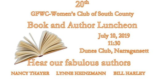 20th Book and Author Luncheon