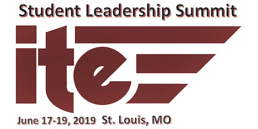 ITE Student Leadership Summit 2019 - St. Louis