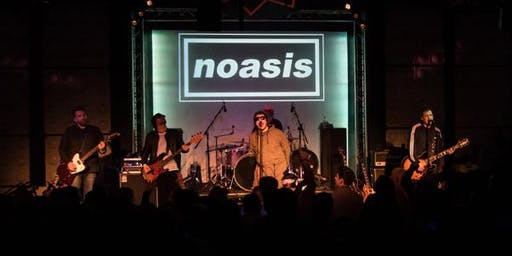 Noasis - Birstall Social Club - 6th September 2019