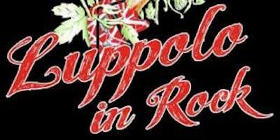 """Luppolo In Rock 2019 - Abbonamento """"Headbanger"""" 3 giorni 11/12/13 Luglio"""