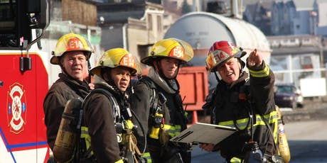 Vancouver Fire Rescue Services 2019 recruitment information session tickets