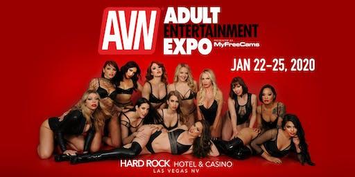 AVN Adult Entertainment Expo January 22 - 25, 2020