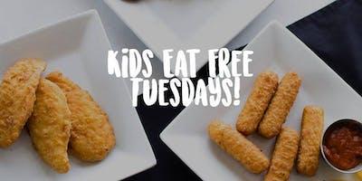 Kids Eat Free Tuesdays