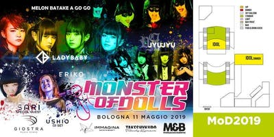 Monster of Dolls 2019 - MoD2019 ONLY PAYPAL