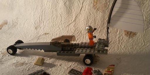 LEGO Club - Orange Library