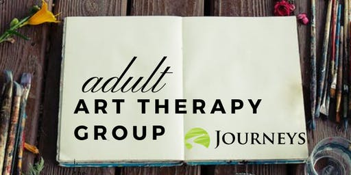 Adult Art Therapy Group - Session 1