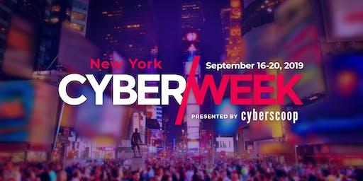 NY CyberWeek 2019