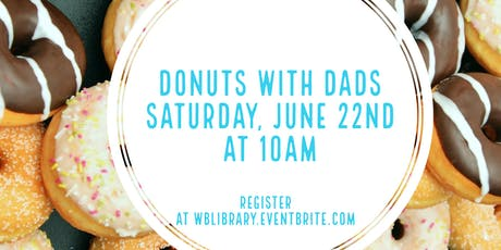 Donuts with Dads tickets