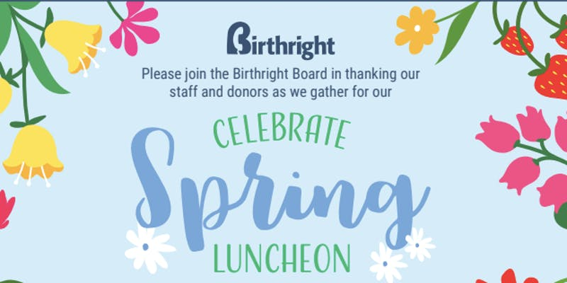Birthright Spring Luncheon
