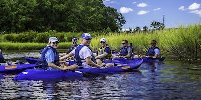 Guided Kayak Paddles-September 21