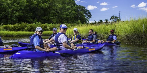 Guided Kayak Paddles-August 3