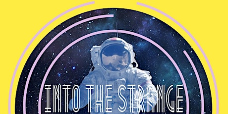 Into the Strange: A Science Fiction Book Club tickets